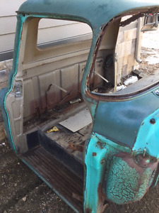 55-59 Chevy Truck Parts
