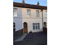 4 bedroom terraced house w/ 2 bathrooms and garden. DA10 0