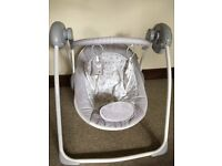 Red Kite Baby Swing Lullaby Chair Harness Melody