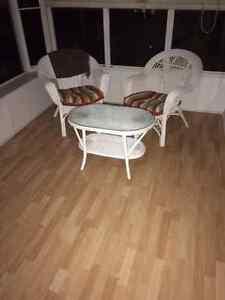 Laminate flooring for sale.