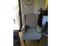 Beige Arm Chair for Sale - £40