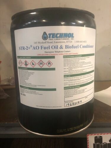 Technol STR-2+ Fuel Oil Conditioner-5G