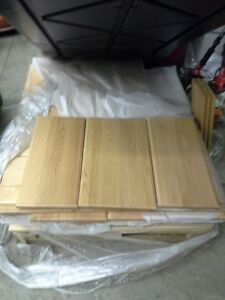 Finished Oak Cabinet and Drawer Doors London Ontario image 3