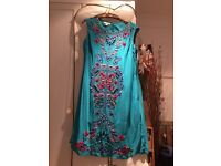 Monsoon Special Edition Dress Size 14