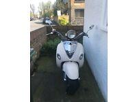 Lexmoto Valencia 125cc Scooter