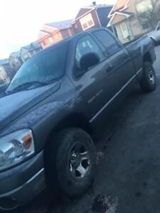 TWO TRUCKS 4X4 FOR SALE OR TRADE