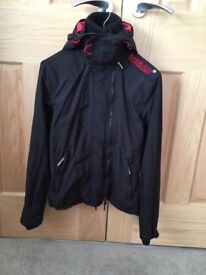 Mens / Boys SUPERDRY Coat (XSmall) Great condition