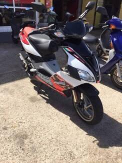 Aprilia SR50 R Fastest Fifty...