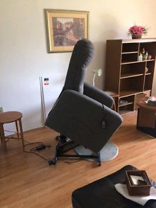Chaise, fauteuil lève personne médical électrique