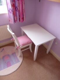Child's Table & Chair