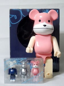 Bearbrick-Phaseo-2-Motclub903-400-100-4pcs-set-Figure-MEDICOM-TOY-Be-rbrick