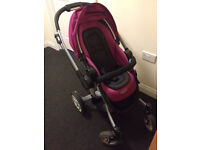 GRACO SYMBIO Limited Edition TRAVEL SYSTEM
