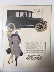 Vintage Ford Car Pictures