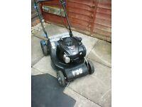 petrol lawnmower spares or repaires 500 series mac allister