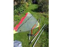 childs windsurf rig