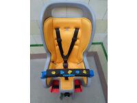 Topeak bike child/baby seat £65