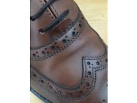 Grenson Brogues Size UK 8