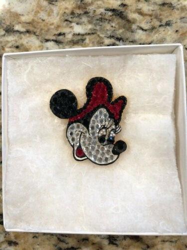 Swarovski Mini Mouse Pin