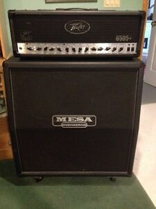 Peavey 6505+ and Mesa 4x12