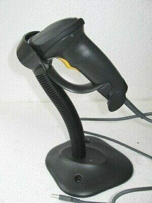 Symbol Sr2208 Usb Barcode Scanner Reader W Stand - Free Shipping