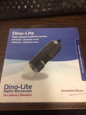 Dino-lite Premier Am4012ptl Lab Video Interface Tv Pal Led Digital Microscope