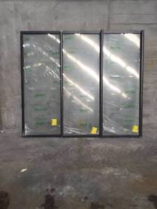 Black Stacker Door Geebung Brisbane North East Preview