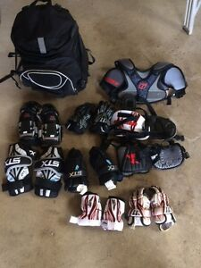 Lacrosse Equipment (Prices in description)