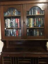 SOLID ENGLISH OAK GRANDFATHER DESK Willetton Canning Area Preview
