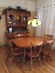 Salle manger cuisine dans granby meubles petites for Meuble granby