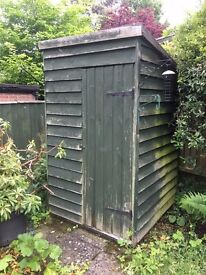 FREE Garden Shed (must be dismantled and collected by buyer)