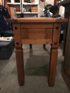 Sofa Table / Side Table - Solid Wood