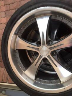 Toyo steel belted radial x4 as new Mudgee Mudgee Area Preview