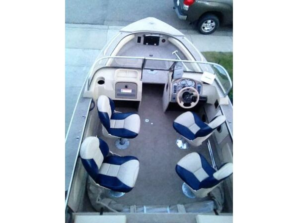 Used 2003 Alumacraft Boat Co Trophy 180