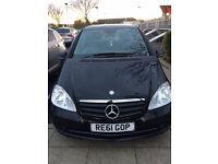 Mercedes Benz A CLass black