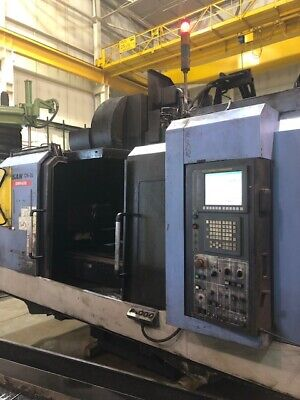 2013 Doosan Dnm 6504 Axis Vertical Machining Center