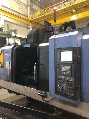 2013 Doosan Dnm 6504 Axis Vertical Machining Center