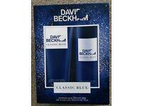 David Beckham gift set