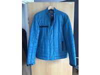 Designer quilted jacket By Mango Men