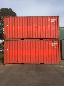 20' Used Shipping Containers delivered to Echuca $1987 +GST Echuca Campaspe Area Preview