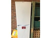 Hotpoint RFA52 Iced Diamond fridge freezer.