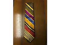 Three assorted ties