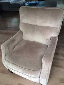 Fauteuil inclinable/reclining chair