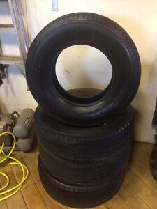 Firestone Transforce LT275/70R18