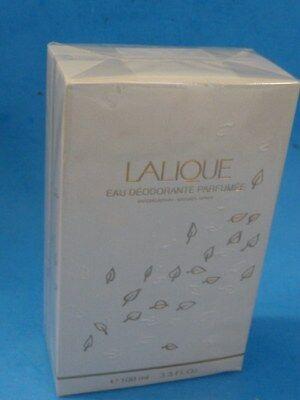 Lalique by Lalique for Women - 3.3 oz EDT SEALED BOX