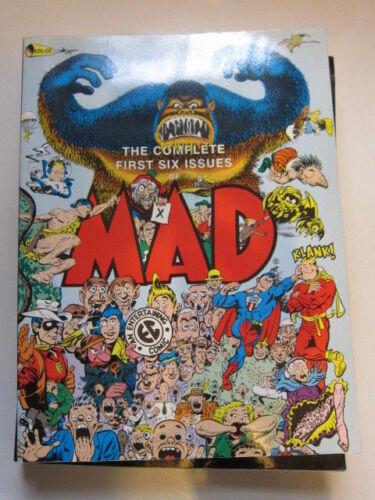 MAD first six issues softcover Jack Davis EC Harvey Kurtzman Wally Wood etc