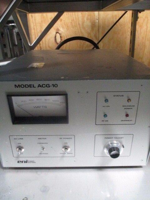 ENI ACG-10T RF Generator, AGC-10, AGC 10 416298