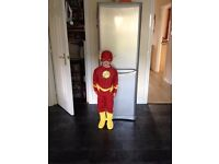 THE FLASH - FANCY DRESS HALLOWEEN COSTUME