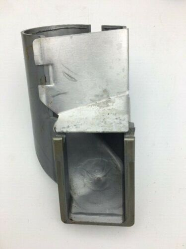 METAL Chute and  Shield for Northwestern Super 60 Bulk Vending gumball Machine