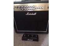 Marshall AVT100X 100W 1x12 3-Channel Combo Amplifier with DFX