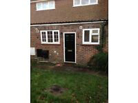 2 Double Bedroom Garden Flat to let - available from the end of August